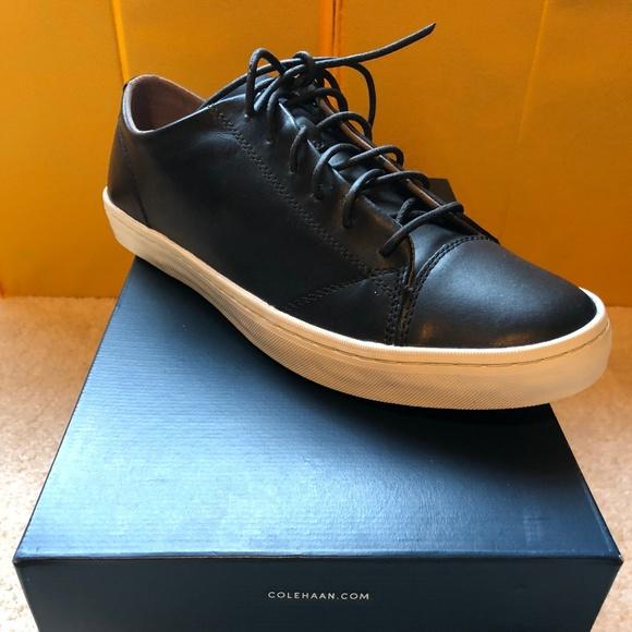 Colehaan Trafton Luxe Cap Toe Sneaker